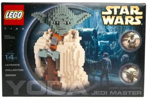 LEGO 7194 ジェダイマスター ヨーダ