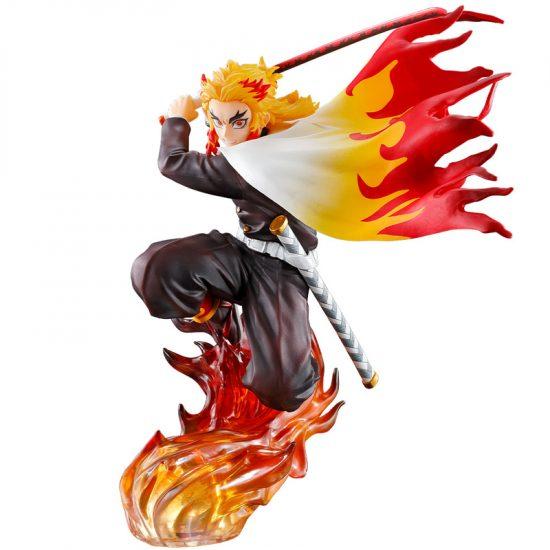 一番くじ 鬼滅の刃 ~肆~ 誰よりも強靭な刃となれ E賞 煉獄杏寿郎フィギュア