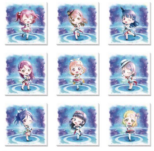 J賞 MIRAI TICKETキャンバスボード 全9種セット